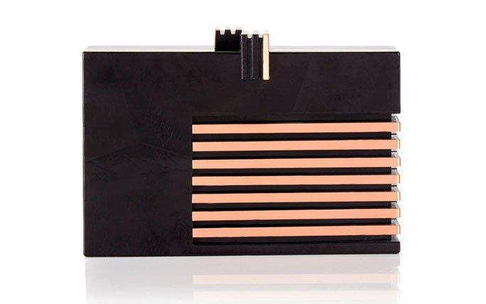 filigranes weihnachtsgeschenk f r sie designer clutch. Black Bedroom Furniture Sets. Home Design Ideas