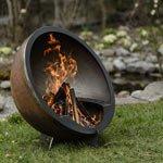 Feuer im garten lagerfeuerromantik vorm haus for Garten pool vorschriften