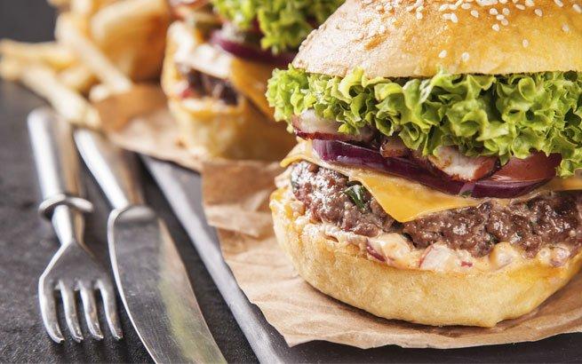 hamburger rezept ideen f r klassische und ausgefallene rezepte. Black Bedroom Furniture Sets. Home Design Ideas