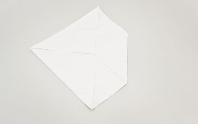 Seerose servietten falten alles ber wohndesign und for Tisch design servietten