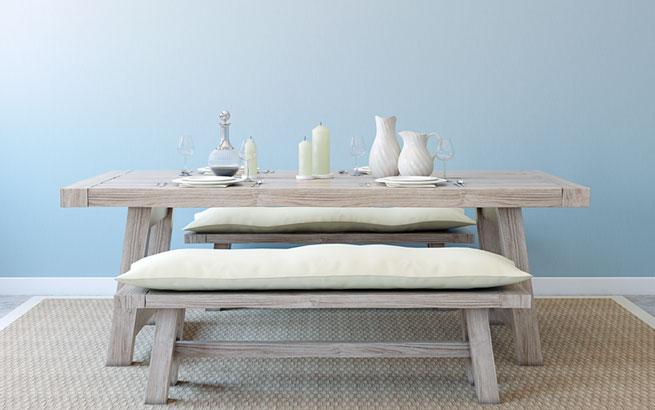 tisch decken so wird s gemacht. Black Bedroom Furniture Sets. Home Design Ideas