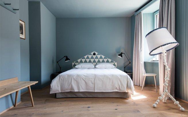 Hotel de londres das charmante boutique hotel im wallis for The luxus boutique hotel