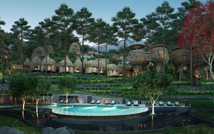 das keemala resorts phuket ein luxushotel der zukunft. Black Bedroom Furniture Sets. Home Design Ideas
