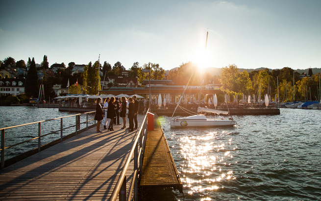 See-Restaurants in Zürich
