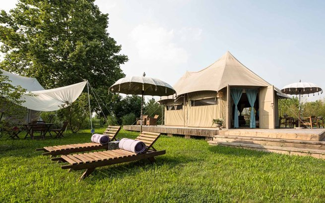glamping in europa die 10 sch nsten orte f r luxus camping. Black Bedroom Furniture Sets. Home Design Ideas