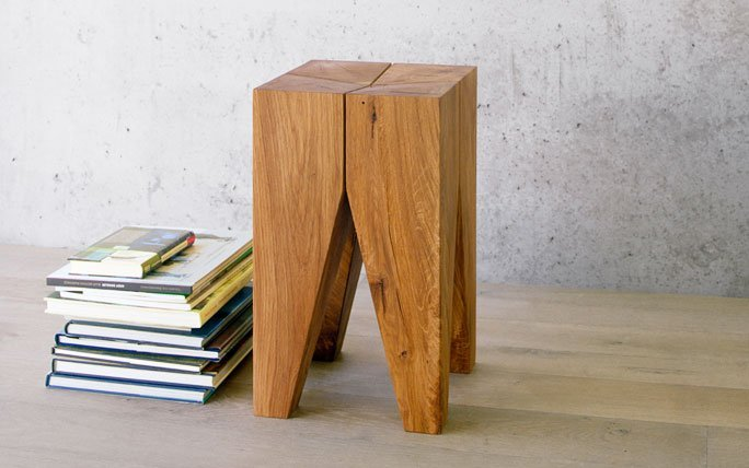 beistelltische aus holz metall und glas. Black Bedroom Furniture Sets. Home Design Ideas