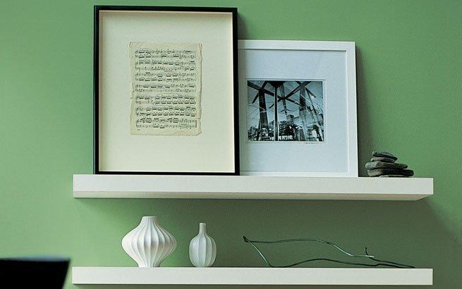 farbige w nde f r ein spannendes zuhause. Black Bedroom Furniture Sets. Home Design Ideas