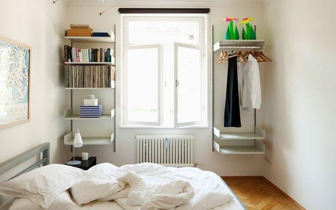 Kleine Räume einrichten: kreative Einrichtungstipps