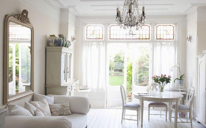design : landhausstil wohnzimmer weiß ~ inspirierende bilder von ...