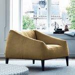 lesesessel die gepolstertes lesevergn gen versprechen. Black Bedroom Furniture Sets. Home Design Ideas