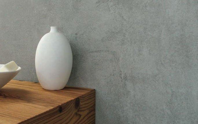 naturoflor mineralischer designbelag f r w nde. Black Bedroom Furniture Sets. Home Design Ideas