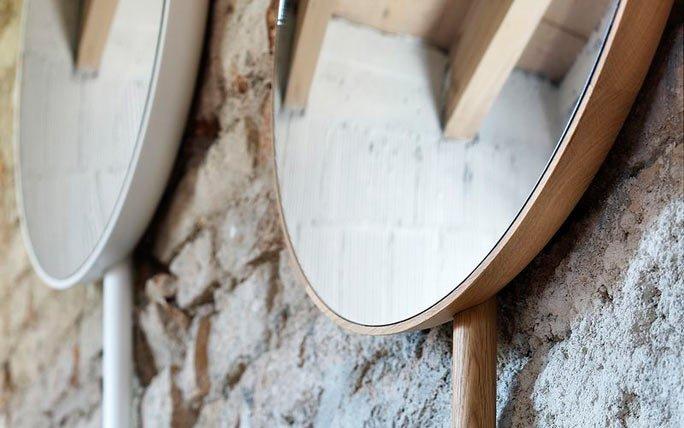 spiegel zum h ngen und stellen. Black Bedroom Furniture Sets. Home Design Ideas