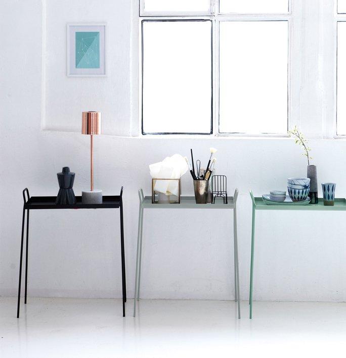 metalltische mint von. Black Bedroom Furniture Sets. Home Design Ideas