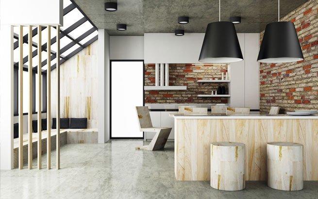 puristisch wohnen wohnkonzept mit minimalistischer einrichtung. Black Bedroom Furniture Sets. Home Design Ideas