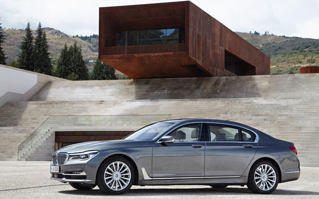 BMW 7er in der sechsten Generation, 2015