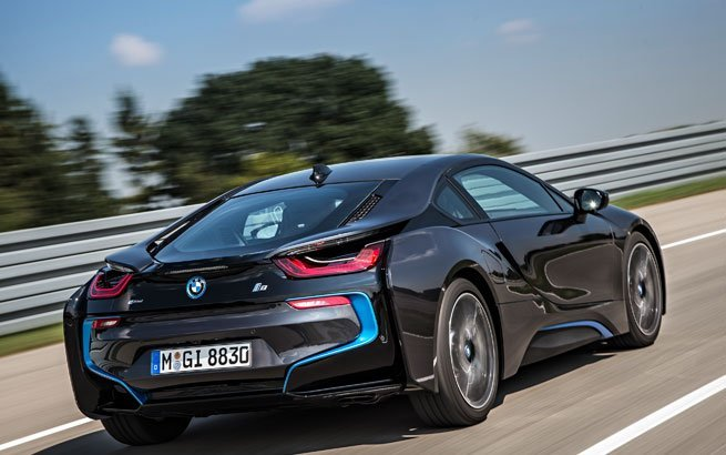 BMW i8: Plug-in mit Sport-Model(l)-Massen