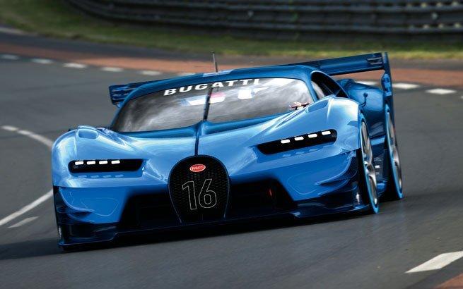 Bugatti Chiron Erste Details Zum Neuen Supersportwagen