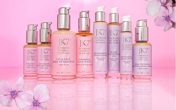 JK7 Luxurious Natural Skin Care