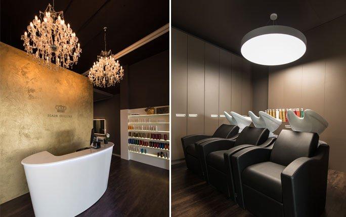 Coiffeur Zürich: Luxuriöser Haarsalon Hair Deluxe