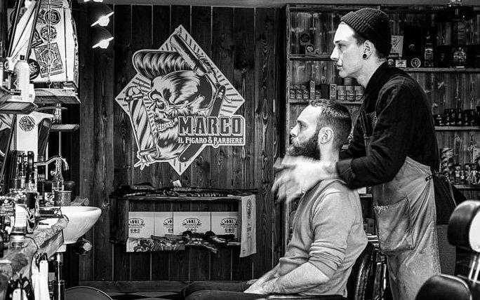 Bartkunst für echte Männer