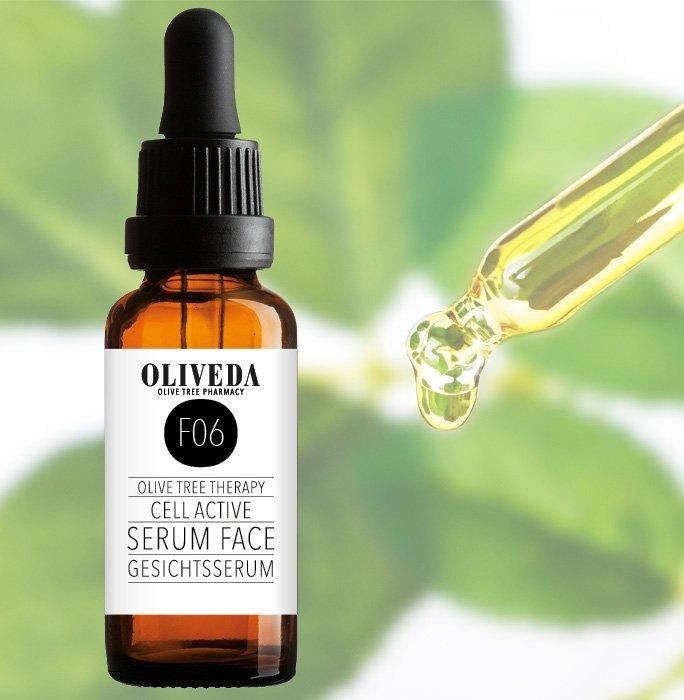 Cell Active Serum Face von Oliveda