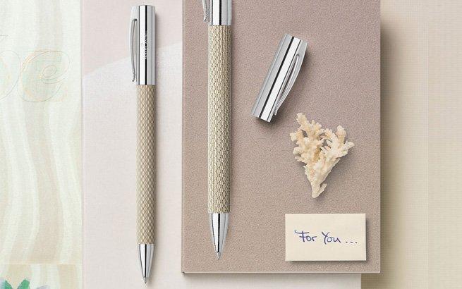 gewinnspiel gewinnen sie einen kugelschreiber von faber castell. Black Bedroom Furniture Sets. Home Design Ideas