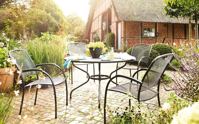 cottage garten ein st ck england zuhause. Black Bedroom Furniture Sets. Home Design Ideas