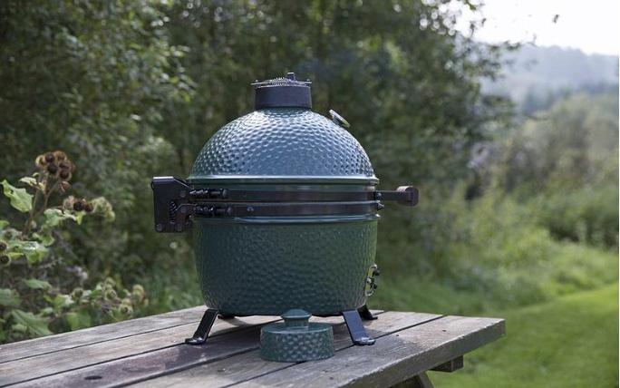 Grillieren mit dem Green Egg