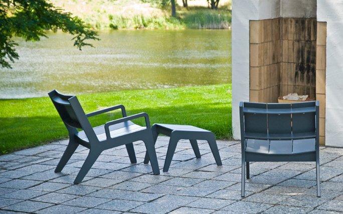 Wetterfeste Plastikstuhl Gartenmobel Von Loll Designs
