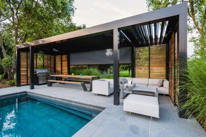 sonnenschutz von renson. Black Bedroom Furniture Sets. Home Design Ideas