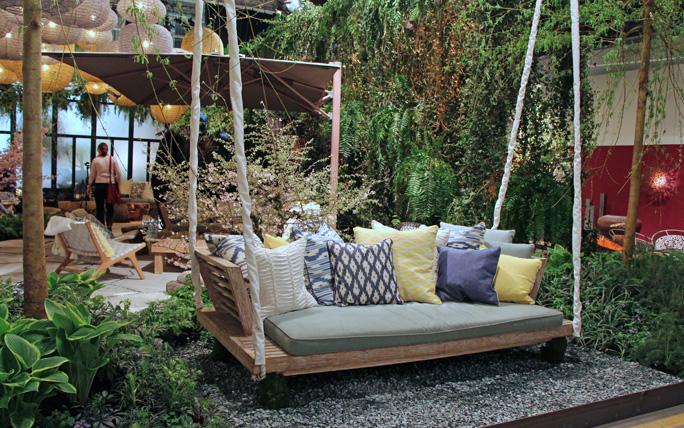 gartengestaltung ideen neuste gardening trends von der. Black Bedroom Furniture Sets. Home Design Ideas