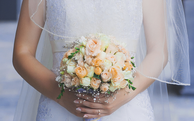 Brautstrauss Floraler Liebesbeweis Voller Tradition