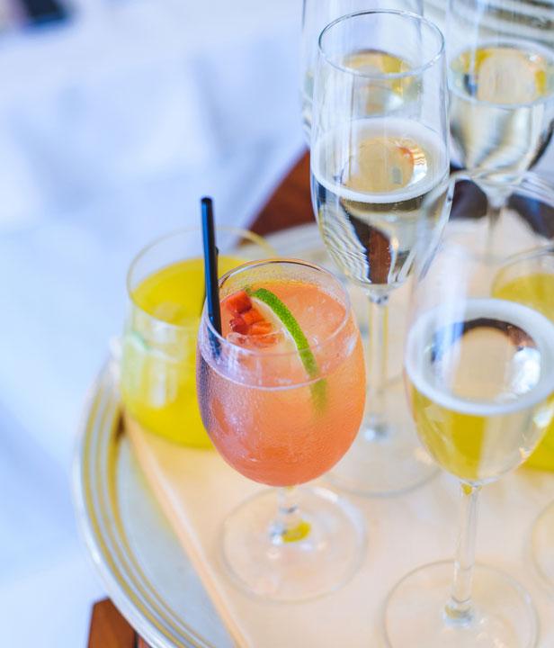 Apéritif Rezepte: erfrischend-leichte Begrüssungsdrinks