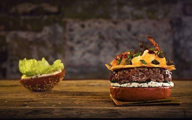 burger selber machen drei geniale rezepte aus dem burger unser. Black Bedroom Furniture Sets. Home Design Ideas