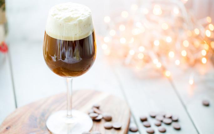 Wärmen mit Gaelic Coffee