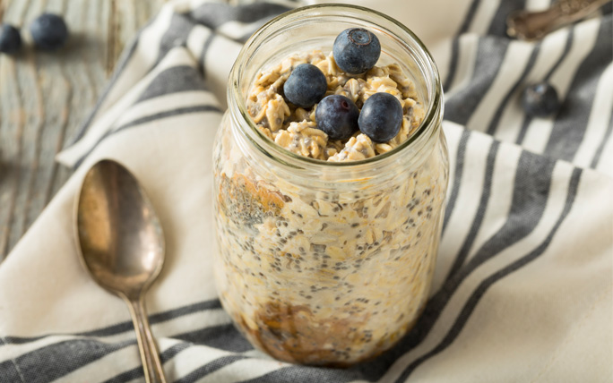 Gesund in den Tag mit Overnight Oats