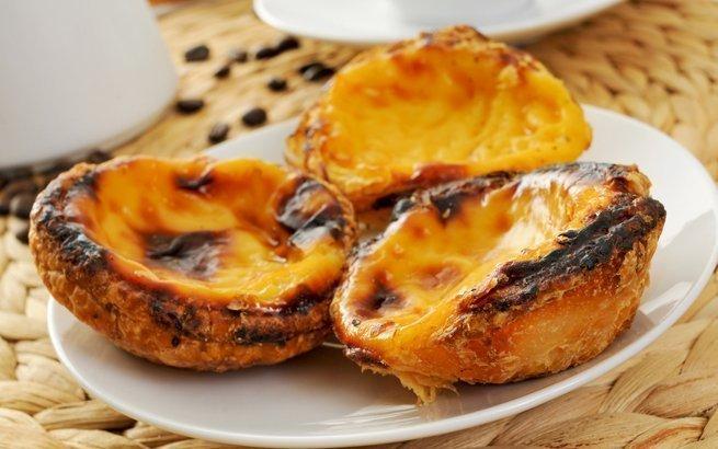 Genussvolle Spezialität aus Portugal: Pastéis de Belém
