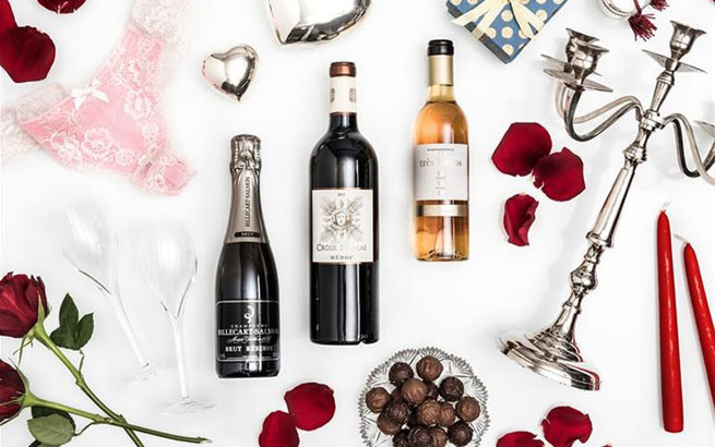 Wir verlosen drei Romantic Dinner Kits von der Smith & Smith Wine Company.
