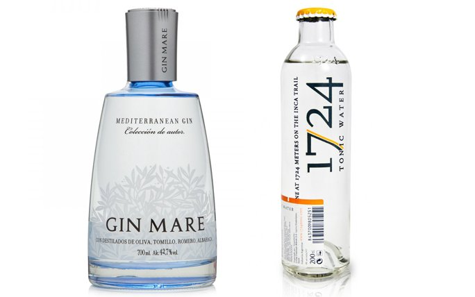 Gin Mare & 1724 Tonic Water