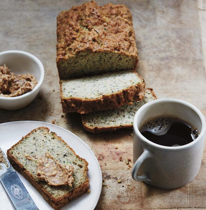Zucchetti-Brot für jeden Tag