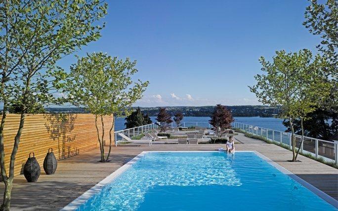 Ausgewählter Luxus im Hotel Riva