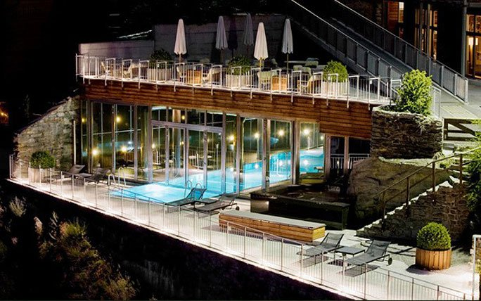 2. The Omnia, Zermatt