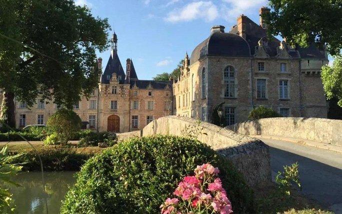 Französische Renaissance im Château d'Esclimont