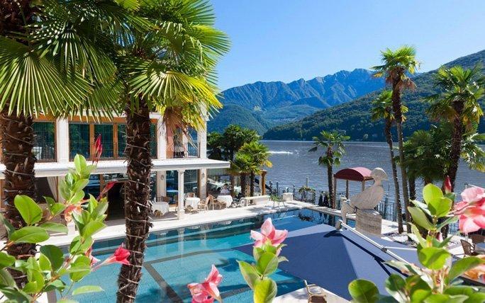 In diesen Luxushotels geniessen Sie exklusiven Seeblick!
