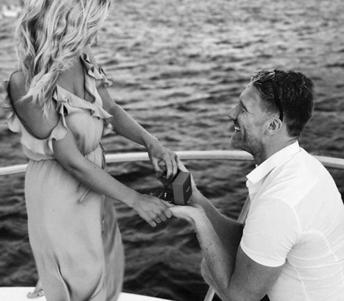 In den Hafen der Ehe segeln