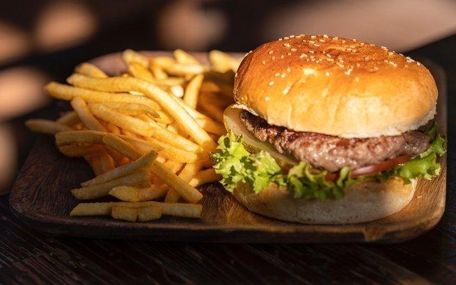 Burger in Zürich