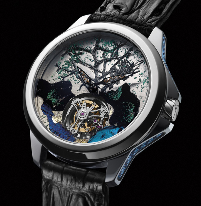 Kunstwerk: «Son of Sea Tourbillon» von Artya