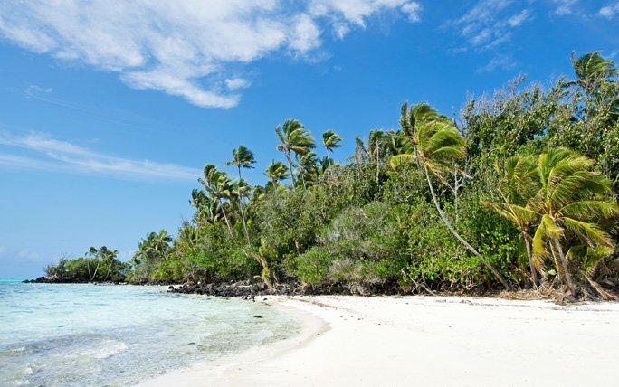 Aitutaki – Die Perle der Cookinseln