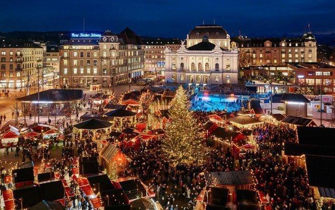 Weihnachtsmarkt Die Schönsten.Die Schönsten Weihnachtsmärkte Schweiz Und Europas Eine Auswahl