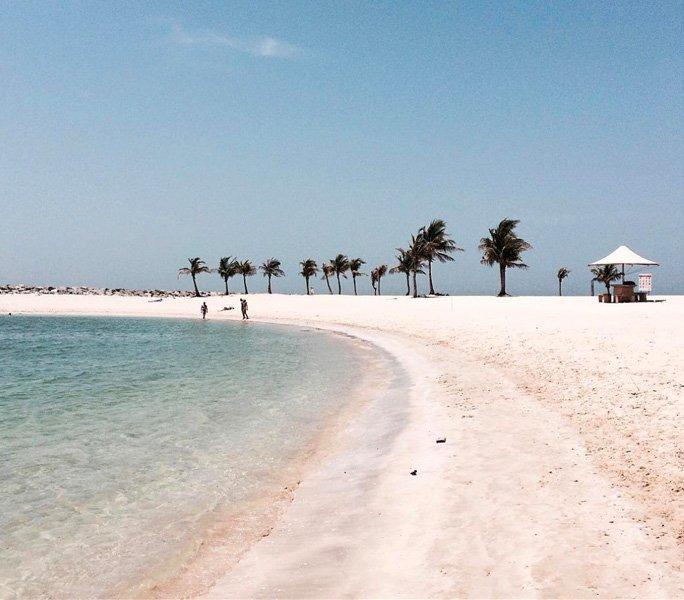 Die Wüste im Oktober – Dubai